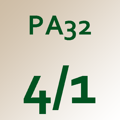 PA32 Tutorial Teil 4.1